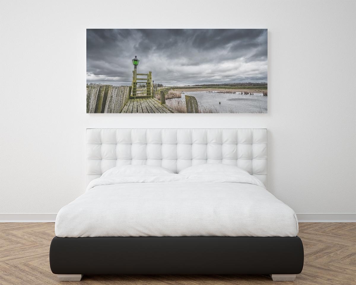 Vrij werk van fotograaf uit Kampen met werk aan de muur | bestel op nieuwe foto website