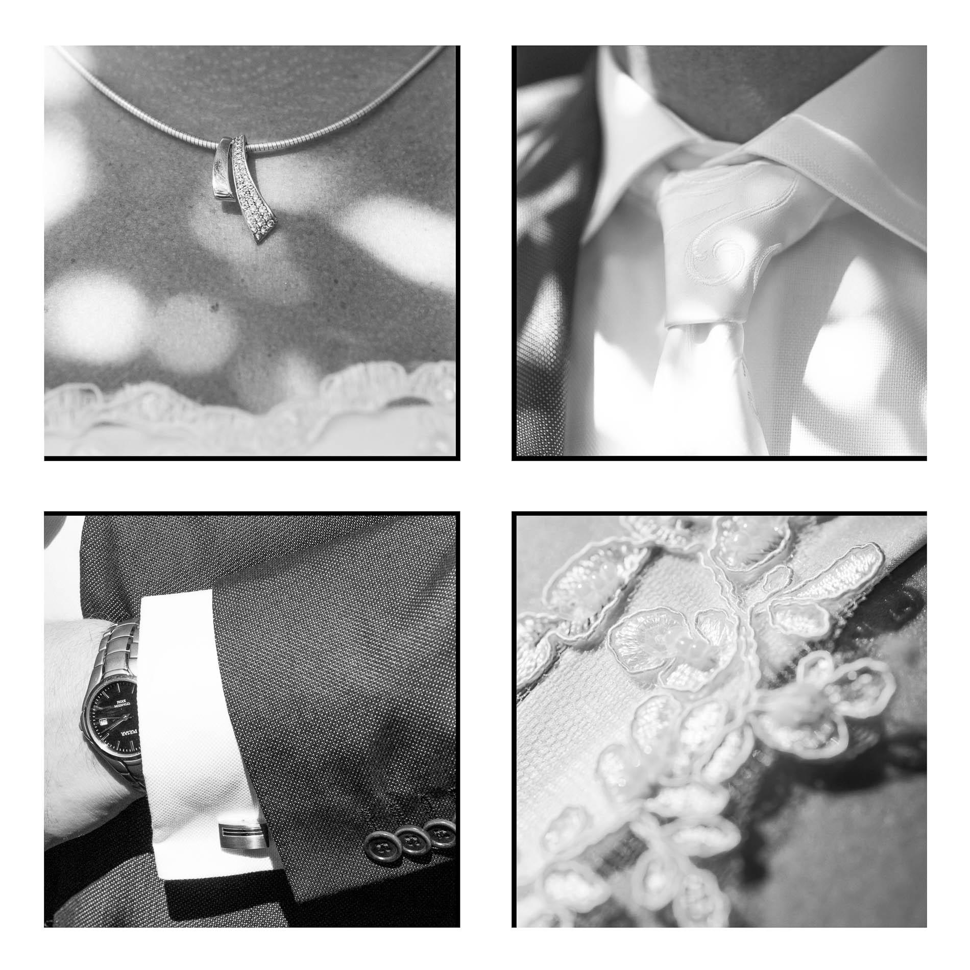 Trouwreportage | Trouwfoto's | details van een trouwreportage