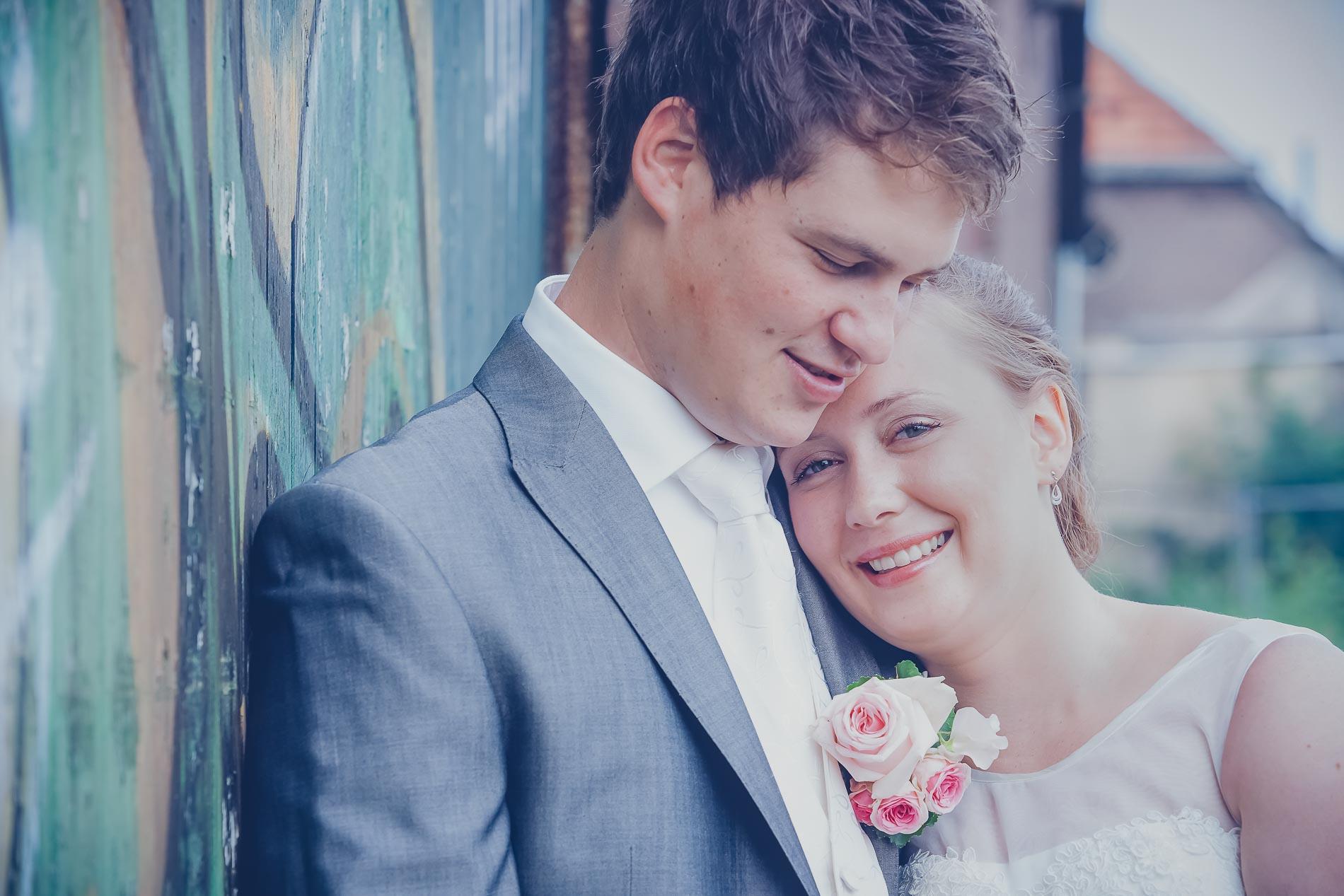 bruid & bruidegom | Trouwfotograaf Kampen | Bruidsreportage
