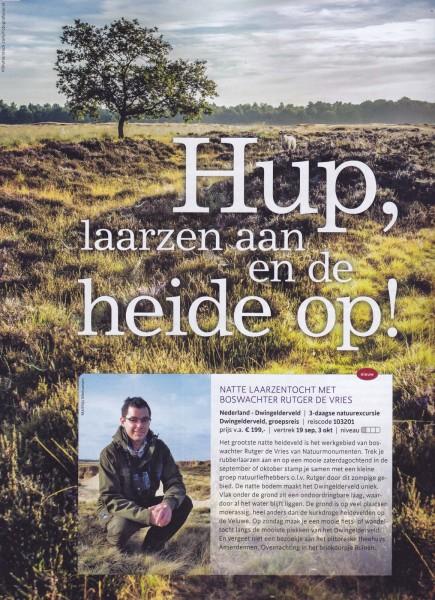 Reizen | Publicatie magazine | Dwingelderveld | Fotograaf Kampen