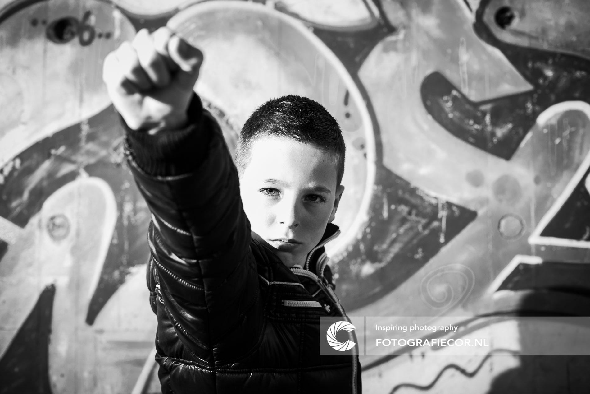 Portretfotografie buiten | Portretfotografie | Leuke fotoshoot kinderen