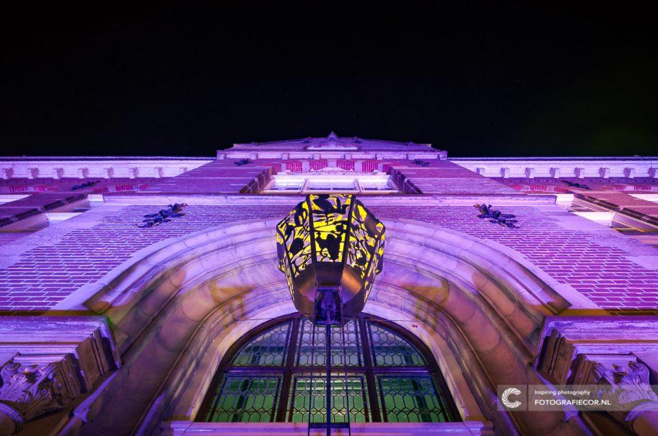 Verrassende avondfotografie in de gemeente Kampen | Muziekschool Quintus | foto website fotografie