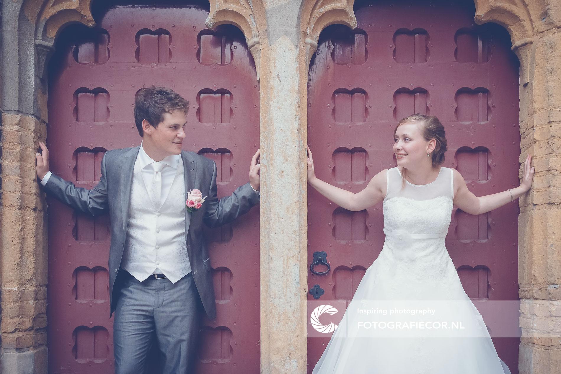 Trouwfoto's | Bruidsfotografie | Portret | trouwfotograaf | bruidspaar | bruidsreportage | weddingshoot