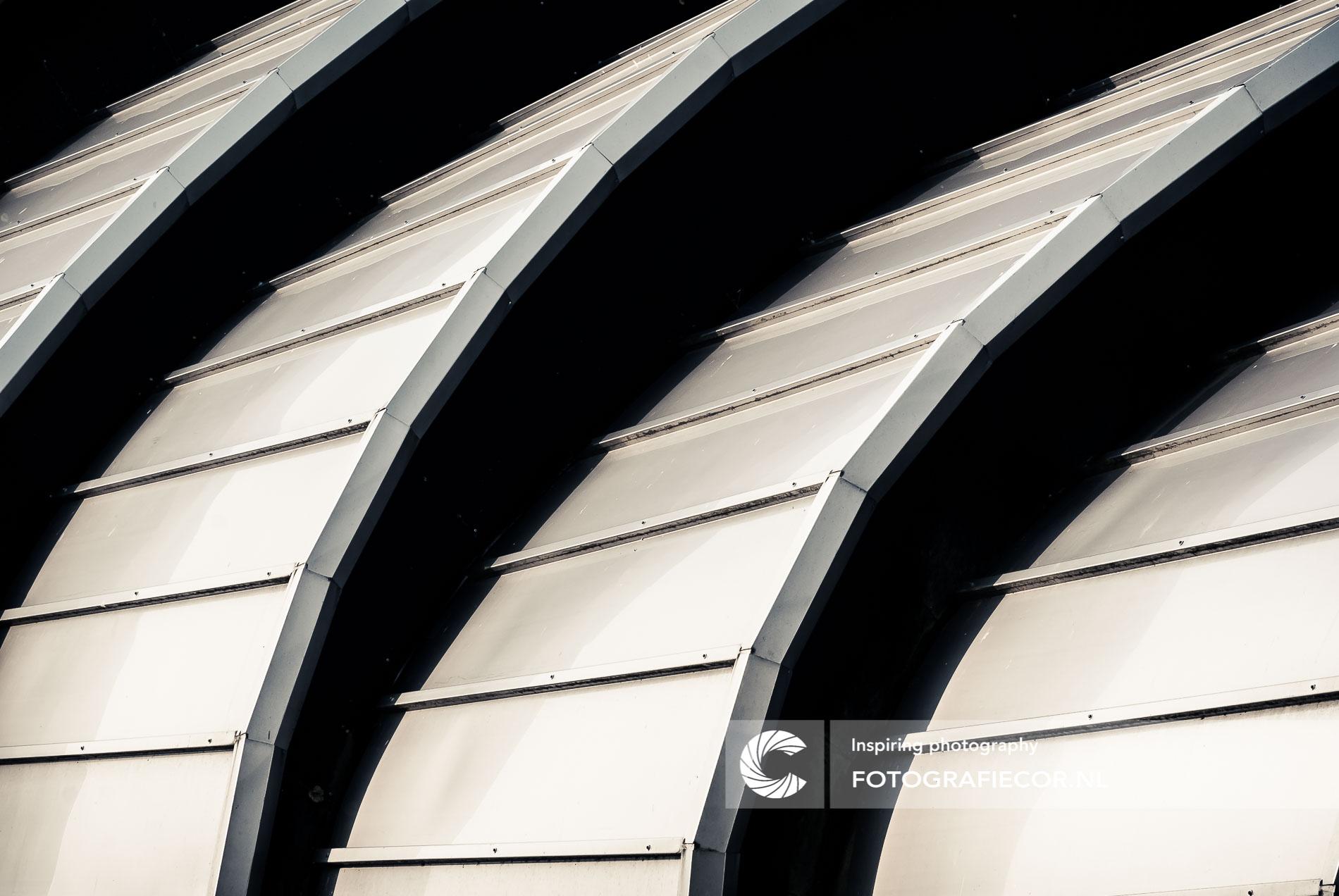 Flevoland | Overijssel | Close up balgstuw Ramspol | architectuurfotograaf