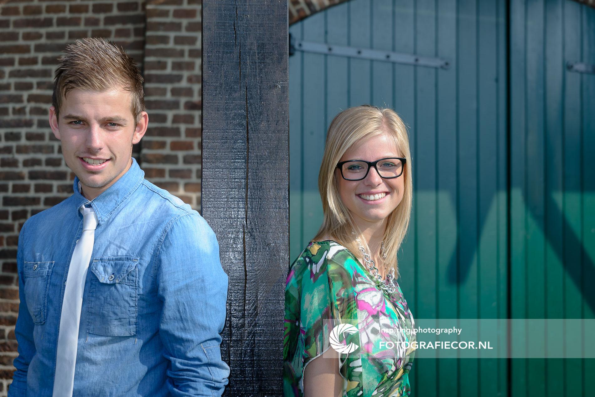 Kledingadvies | Familieshoot broer & zus Zalk, Kampen