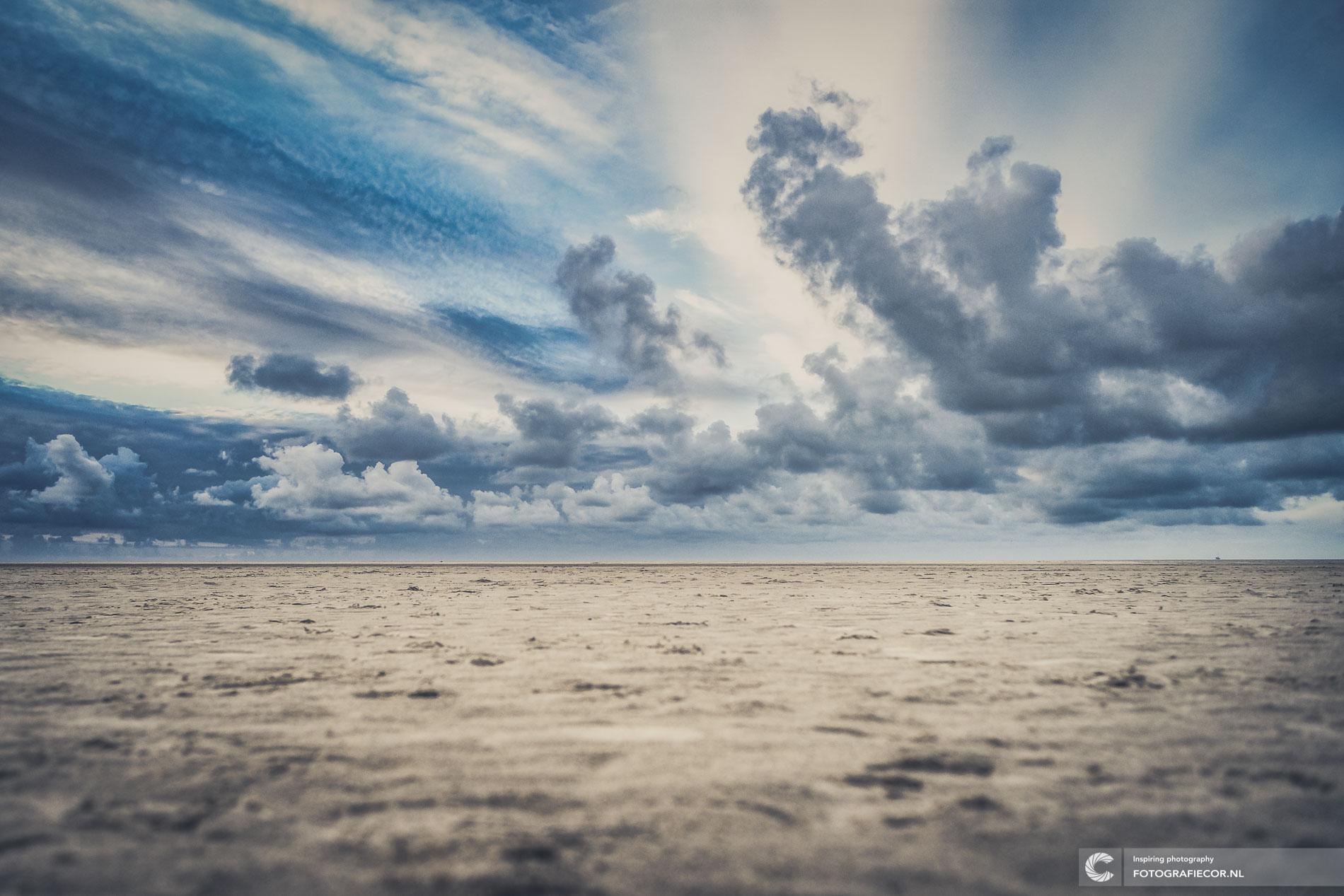 Texel   Noordzee  strand   Waddenzee   eiland   vakantie