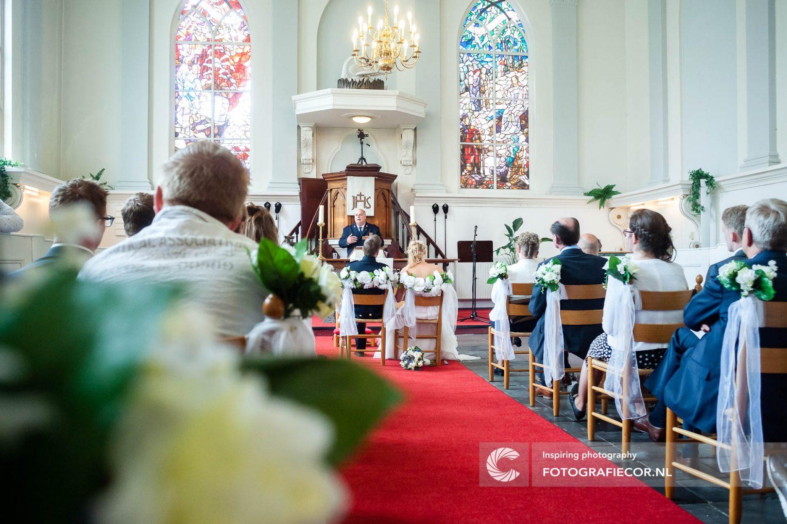Portfolio | Kerk | trouwreportage | huwelijk | fotograaf | foto | locatie | Trouwen