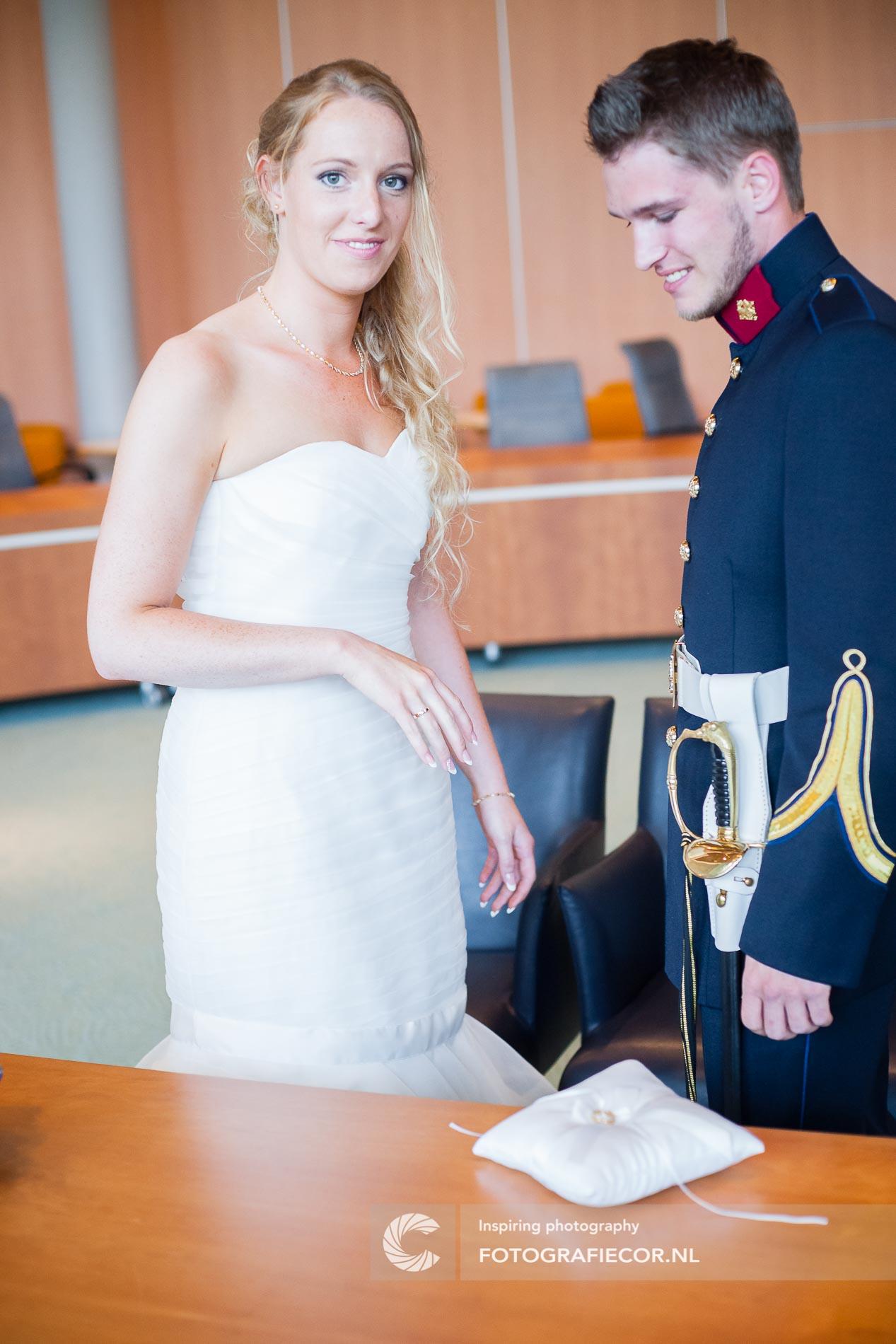 Trouwfotograaf Emmeloord | Zwolle bruids fotografie voor de mooiste dag