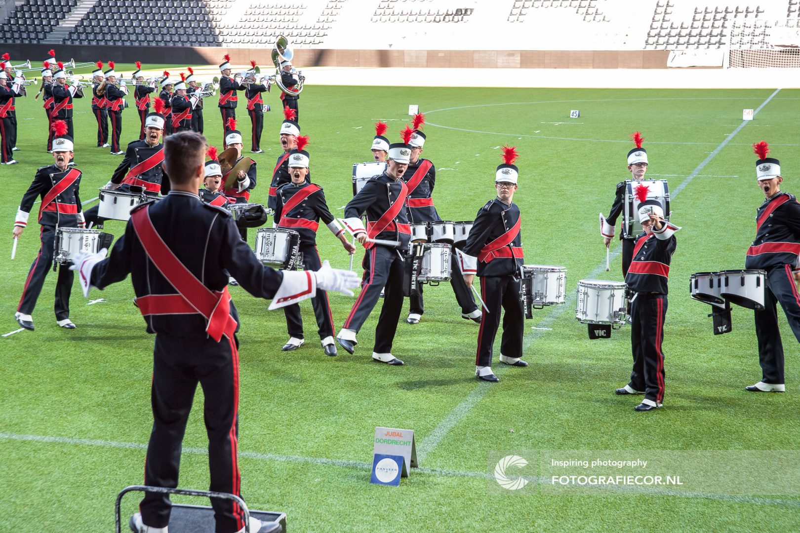 Jong KTK| Jeudkorps | Kampen | Drumcore | muziek | showband | Taptoe | Korpsmuziek