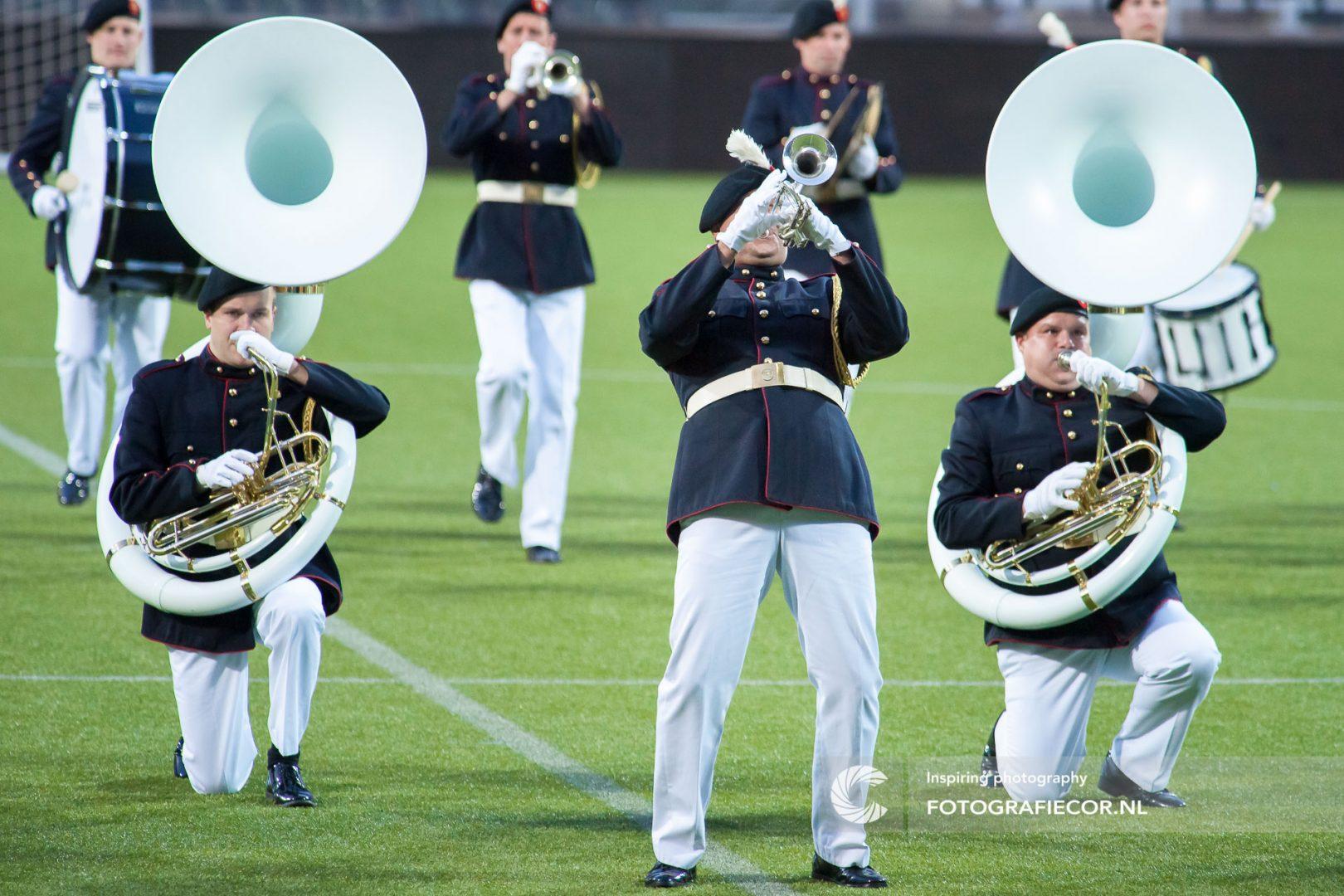 K&G | Leiden | muziek | show | Taptoe | Parade | Korpsmuziek | Marchingband