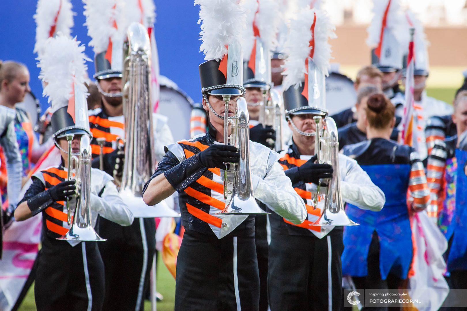 Event | Drumcore | Jubal | Dordrecht | muziek | showband | Taptoe | Korpsmuziek