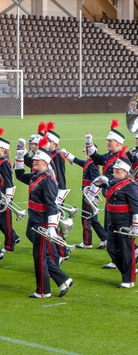 Jeugdkorps | jong | KTK | stadion | Taptoe | Almelo | showband
