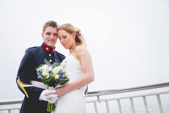 Reportage | huwelijk | trouwfoto | modern | bruidspaar | liefde