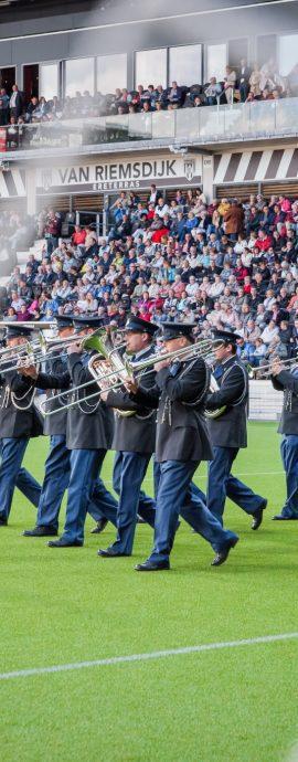 Trompetterkorps der Koninklijke Marechaussee | Militaire muziek