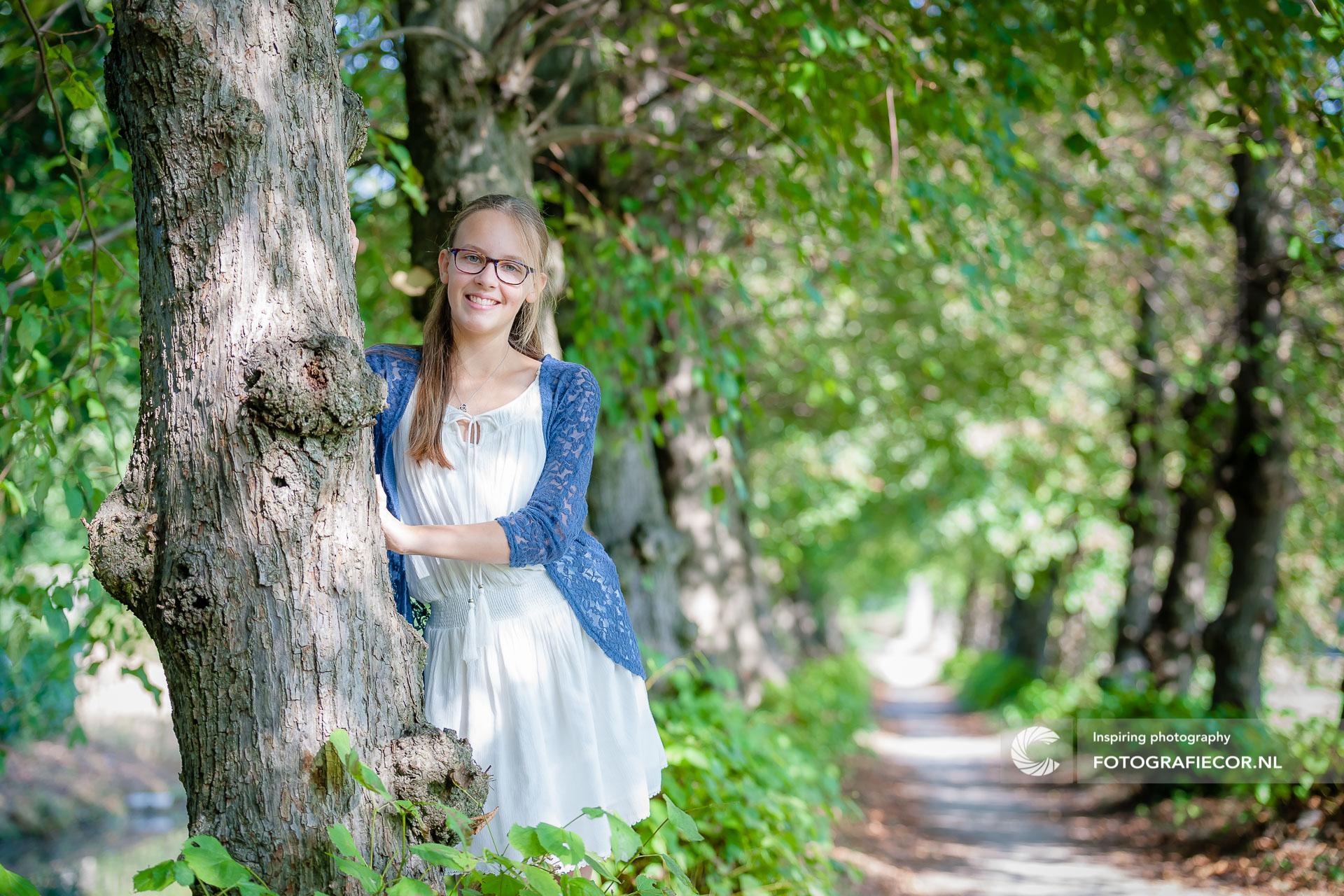 Vaassen | fotoshoot | zonnig | kinderen | gezin | foto | portret | fotograaf