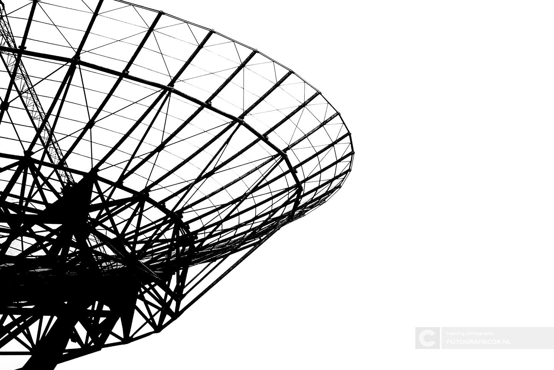 Brandpuntsafstand | Sterrenwacht | WSRT | Astron | radiotelescoop | geluiden | architectuur | Westerbork