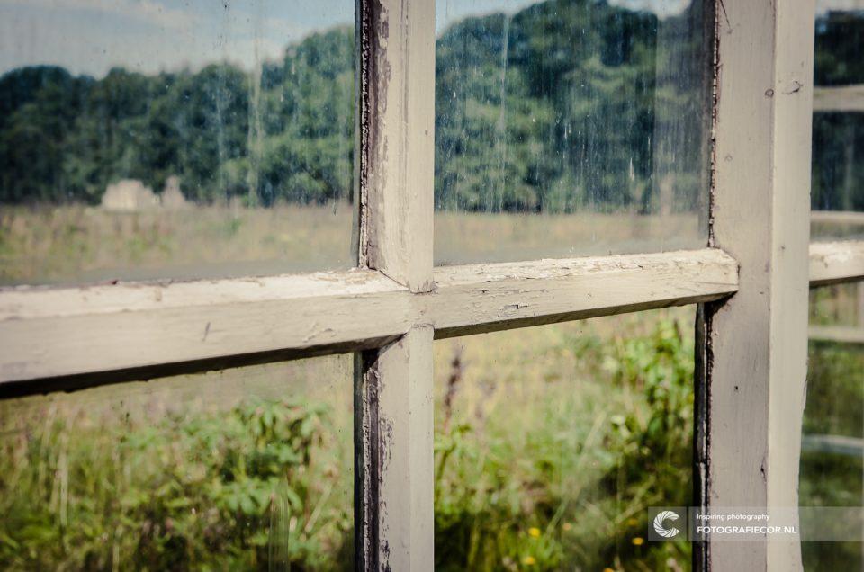 Kamp westerbork | Nationaal Monument | Detail van barakken raam, | Jodenkamp | monument Jodenvervolging | Concentratiekamp