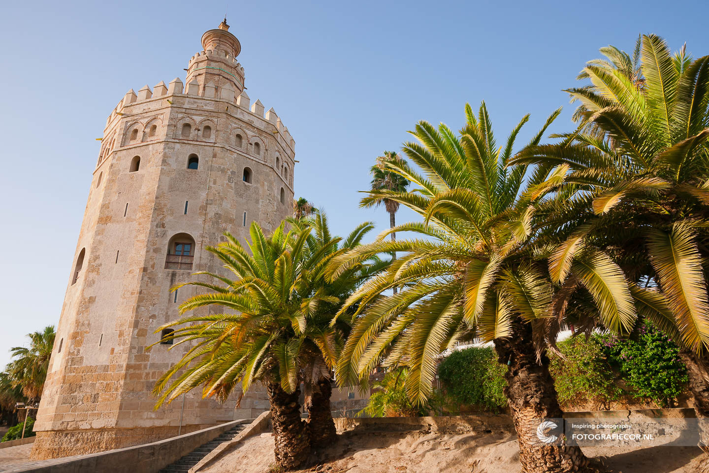 Sevilla | Torre del Oro | Andalusia | zuid Spanje | Citytrip | Fotografie tips | rondreis
