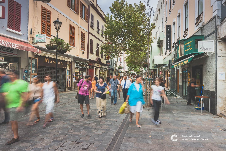 Gibraltar | Rots | Engeland | Spanje | Tax Free | Toerisme | Citytrip