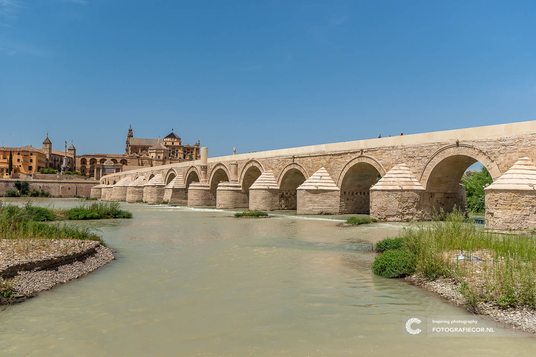 Brug | Rome | Cordoba | Moskee | Kathedraal | Guadalquivir | Andalusië | Zuid-Spanje