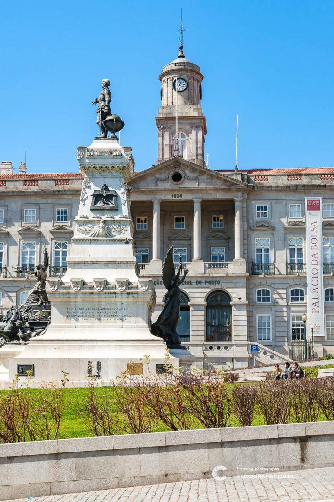 Porto |paleis | beurs | vasco da gama | Portugal | Architectuur | Citytrip | Europa