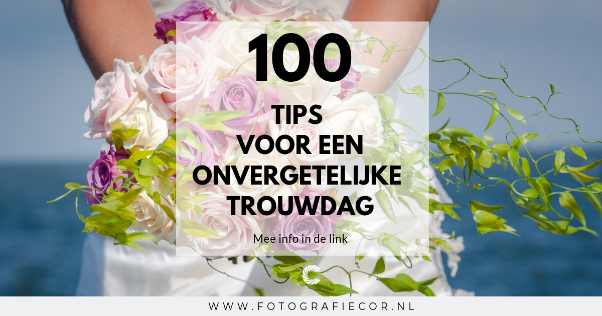 Bruidsreportage Checklist Met 100 Praktische Tips