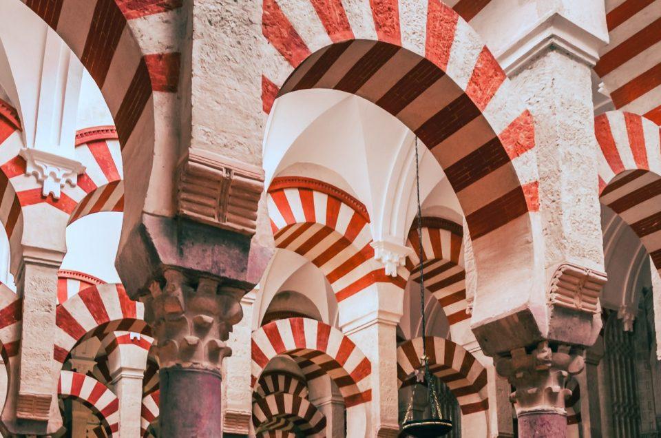 Cordoba Spanje | Andalucia Spanje | Andalusie | bezienswaardigheden | Cordoba | mezquita | córdoba | reizen Spanje | rondreis Spanje | rondreizen Spanje | stedentrip | zuiden van Spanje | Architectuur | Mooren | moskee | Zuilen
