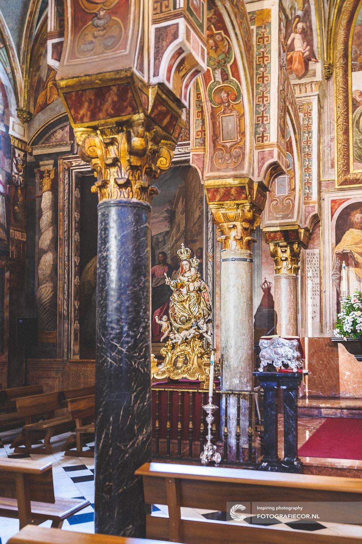 Kerk   Kathedraal   Interieur   Decoratie   Maria   Katholiek   Andalucia Spanje   Andalusie   bezienswaardigheden   Cordoba   mezquita   rondreis Spanje   stedentrip   zuiden van Spanje   Architectuur   Citytrip