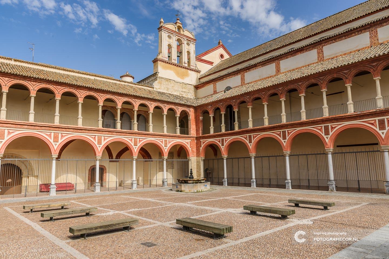 Kerk   Kathedraal   Maria   Katholiek   Andalucia Spanje   Andalusie   bezienswaardigheden   Cordoba   rondreis Spanje   stedentrip   zuiden van Spanje   Architectuur   Citytrip