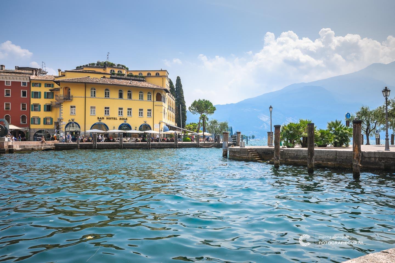 Riva del Grada | Sirmione | Italie | Gardameer | Haven | Lago di Garda | Italië | Alpen