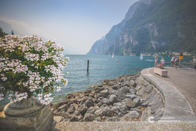 Riva del Grada | Italie | Gardameer | Haven | Lago di Garda | Noord Italië | Alpen | Italiaanse meren