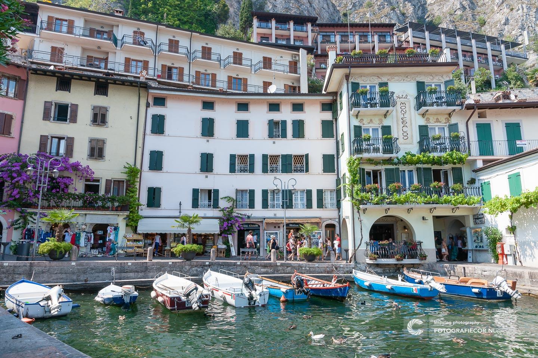 Limone sul Garda | Italie | Gardameer | Haven | Lago di Garda | Noord Italië | Alpen | Italiaanse meren