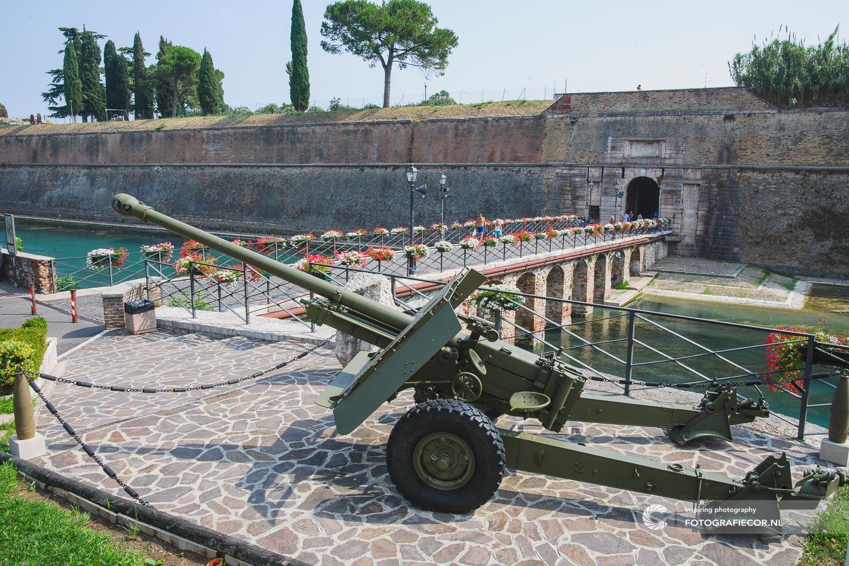 Peschiera del garda | Italie | Gardameer | fort | bezienswaardigheden | Lago di Garda | Noord Italië | Alpen | Italiaanse meren