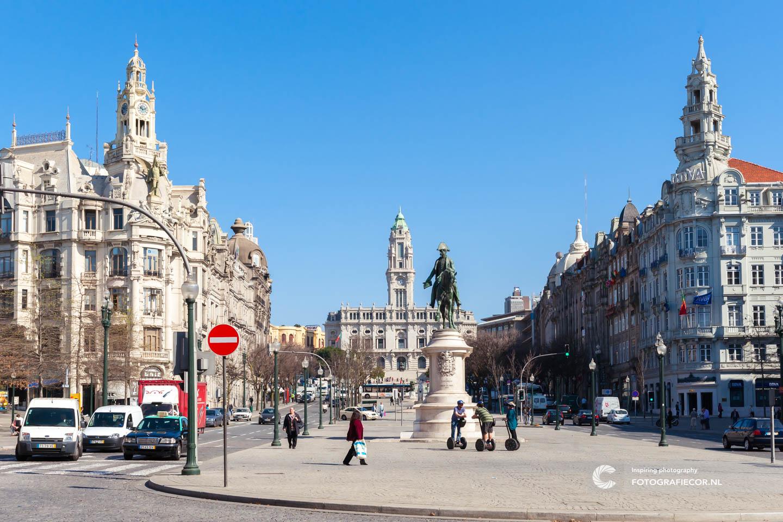 Liberty Square | Ribeira | centre | citytrip porto | foto tips | fotografie reizen | fotografie tips | porto | bezienswaardigheden | Portugal | reisfotografie | stedentrip