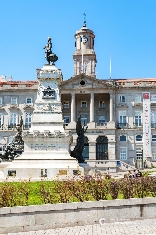 Architectuur | Beurs | paleis | bezienswaardigheden porto | citytrip porto | porto citytrip | Portugal | reisfotografie | stedentrip porto | fotografie |