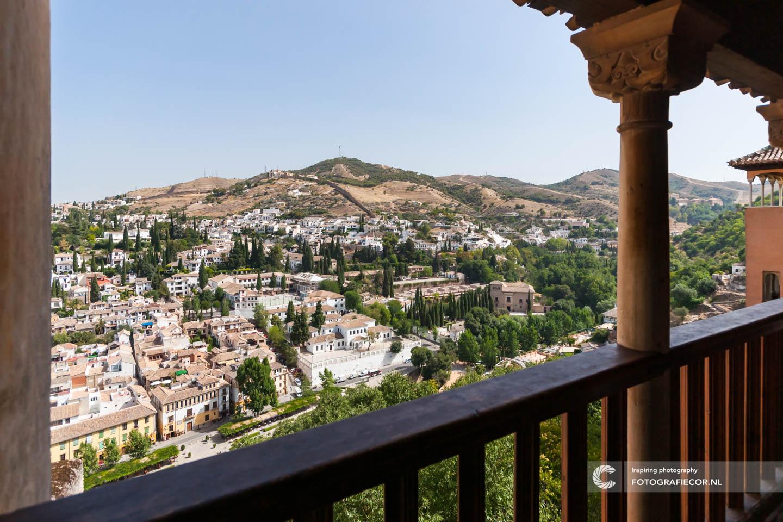 Alhambra Granada | Andalusie | bezienswaardigheden | Generalife | Granada | Nasrid | Palace | Spanje | Zuid Spanje | Architectuur