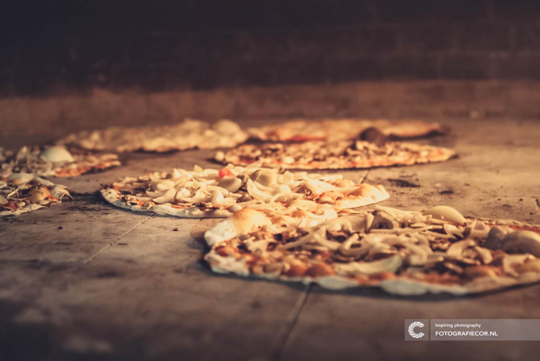 Pizza | houtoven | eten | Italie | Italiaans | bakken | vuur | Rome
