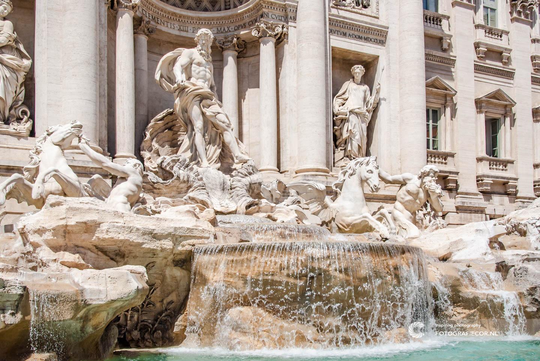 Trevi | Fontein | Rome | Bezienswaardigheden | Fontana di Trevi | Citytrip | Italie