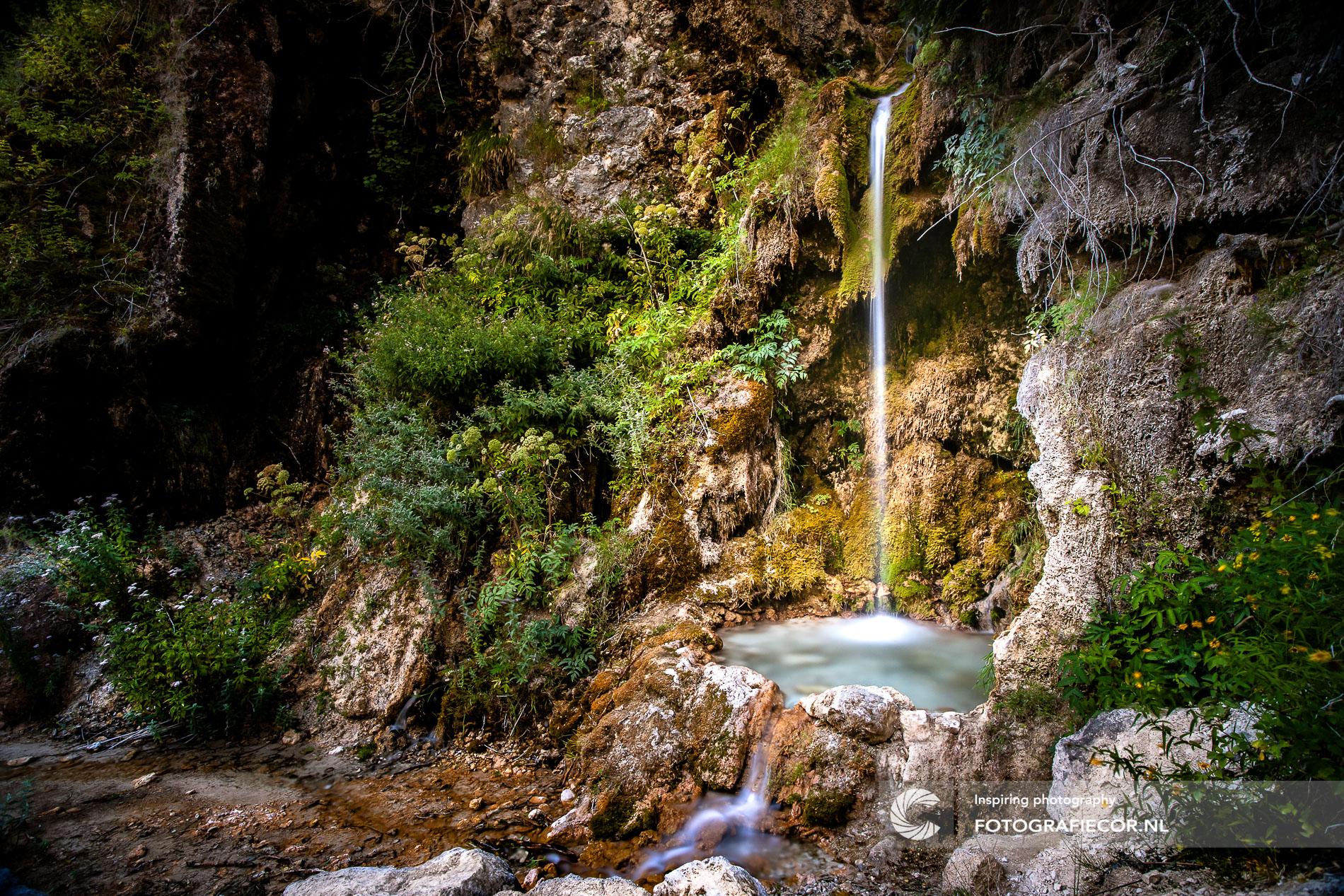 handmatig fotograferen | sluiterijd | waterval | Landschapsfotografie