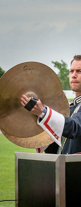 Kamper Trompetterkorps | Kampen | bekkenist
