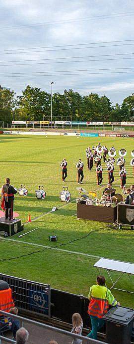 Kamper Trompetterkorps | Kampen | opreden showband