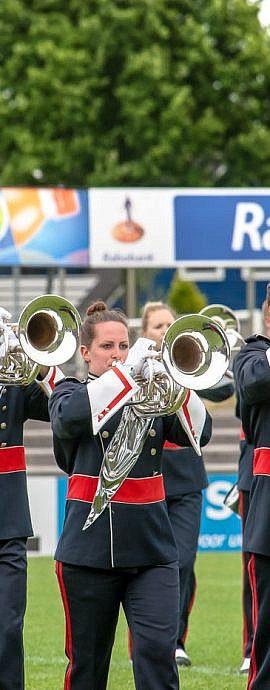 Kamper Trompetterkorps | Kampen | opmars muziek instrumenten