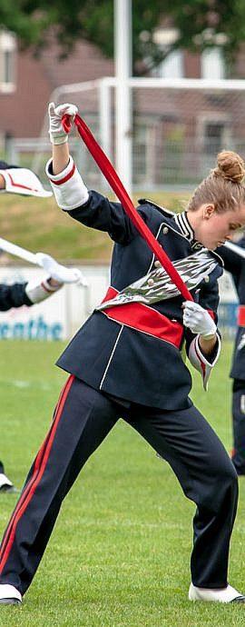 Kamper Trompetterkorps | Kampen | beleving en theater tijdens show