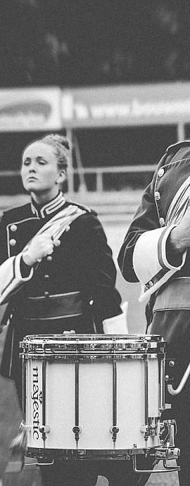 Kamper Trompetterkorps | Kampen | Reemond last | snaredrum | percussion | Majestic