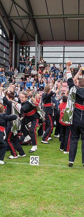 Kamper Trompetter Korps | Kampen | bekendmaking winnaar van het concours