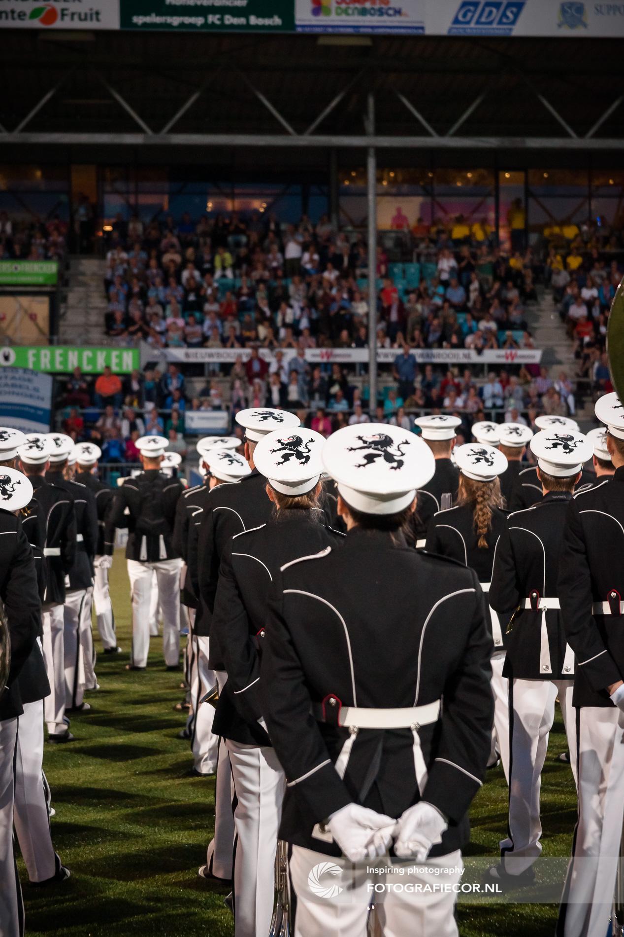 Exempel | stadion Parade | Den Bosch | Taptoe | event fotografie | fotograaf | evenementen | muziek | concert | fotograaf