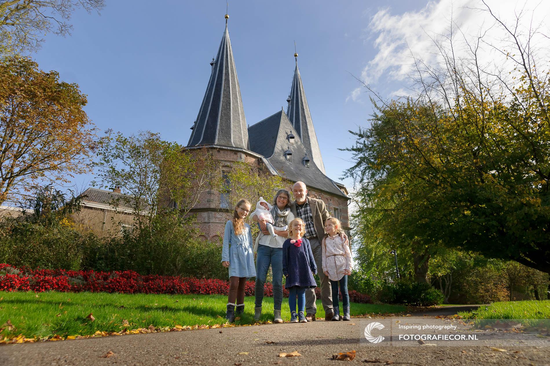 Fotoshoot familie | Cellesbroederspoort | foto