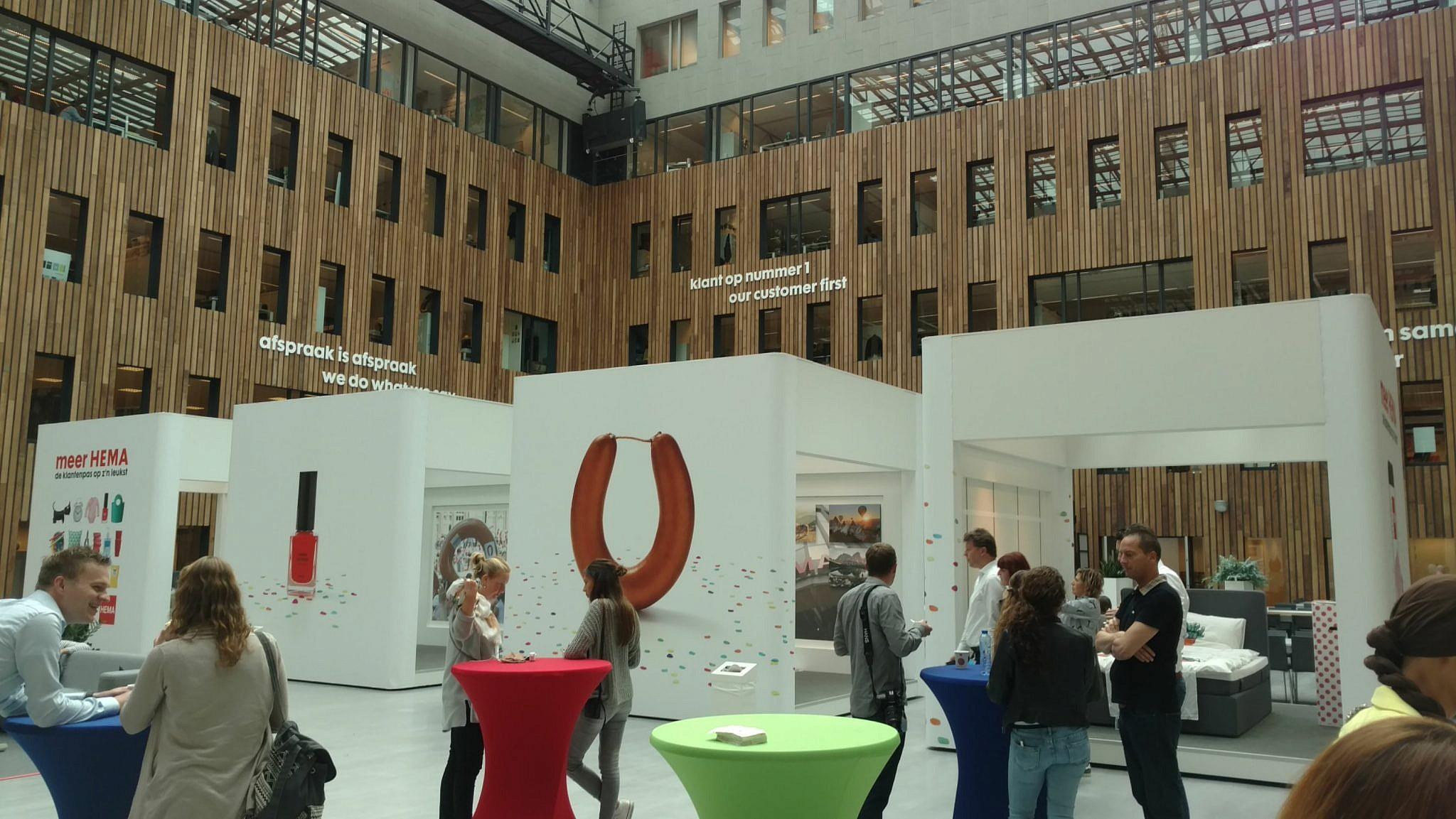HEMA | Hoofdkantoor | wordt | architectuur | Amsterdam