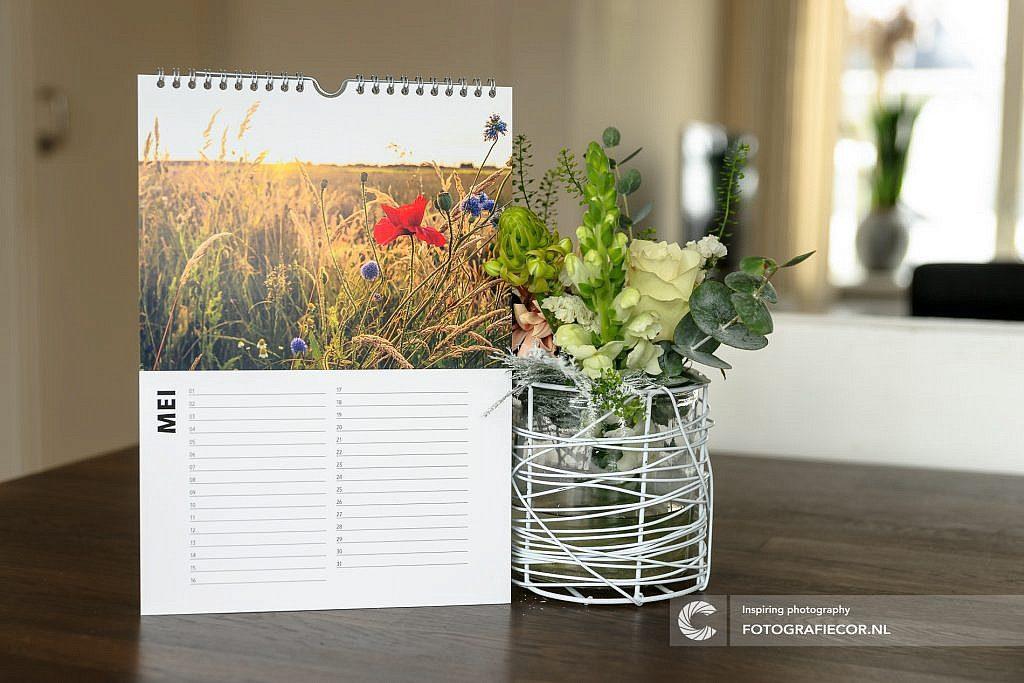 Kalender maken | verjaarskalender | fotografie | foto