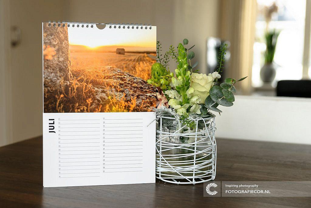 Kalender maken | verjaarskalender | fotografie | mooie foto